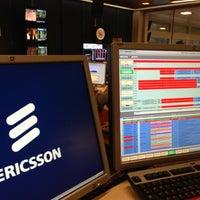Photo taken at Multi Channel Playout-Eindregie Ned.1/2/3 by Martijn K. on 11/25/2012