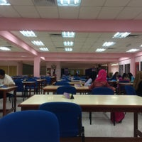 Photo taken at Library PSP by Hanis on 12/22/2016
