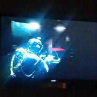 Photo taken at Gamer Reaction's Secret Base by Dianna L. on 2/10/2013