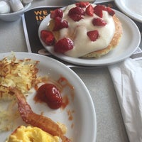 Photo taken at Denny's by Nicola P. on 10/4/2016