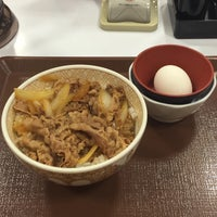 Photo taken at Sukiya by トミー on 10/11/2015