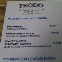 รูปภาพถ่ายที่ Frodo โดย Mika M. เมื่อ 7/16/2012