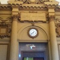 Photo taken at Silverman Hall @ Penn Law by Karla T. on 11/2/2012
