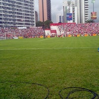 Photo taken at Clube Náutico Capibaribe by Thiago R. on 4/28/2013