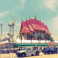 Photo taken at Wat Si Wanophat Sathitporn by Qz Aomm' J. on 5/5/2013