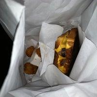 Photo taken at Gorilla Cheese Truck NYC by Daniellan L. on 9/25/2012