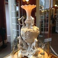 Photo taken at Belleek Pottery Ltd by Andrey S. on 6/11/2013