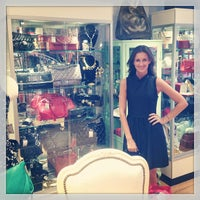 Photo taken at A Second Chance Designer Resale Boutique by ShopSaveSequin on 9/7/2013