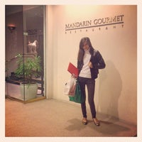 Photo taken at Mandarin Gourmet by ShopSaveSequin on 1/31/2013