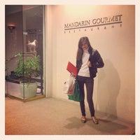 Photo taken at Mandarin Gourmet by ShopSaveSequin on 1/31/2013