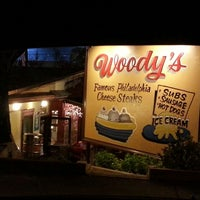 Photo taken at Woody's Famous CheeseSteaks by Demetrius W. on 11/10/2012