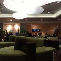 Photo taken at Air New Zealand Koru Lounge by Alexey N. on 1/15/2013