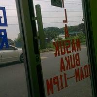 Photo taken at Kedai Gunting Rambut Sebelah Kedai Aceh by Ena M. on 7/19/2013