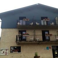 Photo taken at Le Mont Saint Jean by Serg K. on 7/5/2013