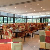 Photo taken at Prodigy Grand Hotel & Suites Berrini by Holger A. on 7/20/2013