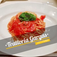 Photo taken at TRATTORIA GARGAS by HioCap on 10/8/2016