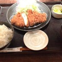 Photo taken at Tonkatsu Wako by HioCap O. on 12/4/2015