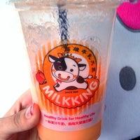 Photo taken at Milk King 高雄牛乳大王 by cнrιѕмιn.мιranda on 3/28/2014