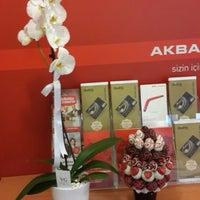 Photo taken at Akbank Yeni Gıda Çarşısı by Funda A. on 9/19/2016