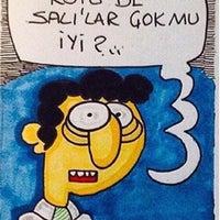Photo taken at Akbank Yeni Gıda Çarşısı by Funda A. on 10/11/2016