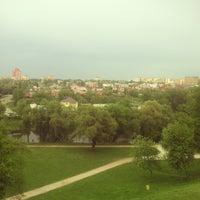 Снимок сделан в Дубровицы пользователем Dmitry D. 5/15/2013