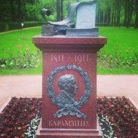 Photo taken at Музей-усадьба «Остафьево» by Dmitry D. on 5/15/2013