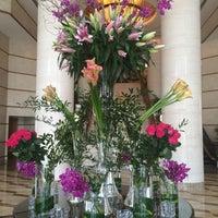 Photo taken at Sheraton Dubai Creek Hotel & Towers by Can K. on 6/6/2015