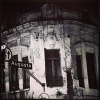 Photo taken at Rua Augusta by Diff on 6/4/2013