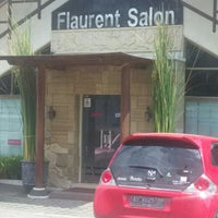 Photo taken at Flaurent Salon and Spa by Kanie A. on 9/5/2015