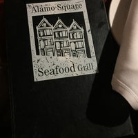 Photo taken at Alamo Square Seafood Grill by Gurulogy on 1/6/2017