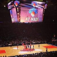 Foto scattata a Madison Square Garden da Adam L. il 11/4/2013