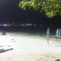 Photo taken at Pattaya Beach Front by Mindmy P. on 7/12/2014
