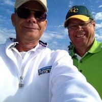 Photo taken at Apollo Beach Golf Club by William B. on 1/25/2014