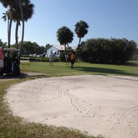 Photo taken at Apollo Beach Golf Club by William B. on 4/12/2014