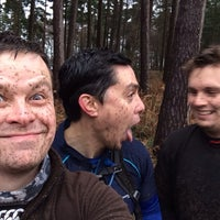 Photo taken at Follow The Dog MTB Route by Phillip I. on 12/31/2013