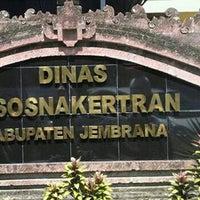 Photo taken at Negara Jembrana by Sudar S. on 11/11/2016