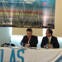Photo taken at Universidad Especializada de las Américas (UDELAS) by Ambar S. on 5/7/2013