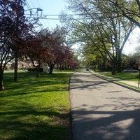 Photo taken at Abbott Walk by Konstantin B. on 5/2/2013
