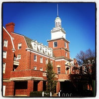Photo taken at Ohio University by Marcus C. on 1/5/2013