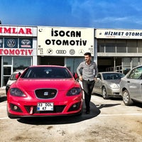 Photo taken at İsocan Otomotiv by ALi Rıza A. on 10/24/2017
