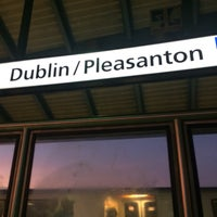 Photo taken at Dublin/Pleasanton BART Station by Leny G. on 11/29/2016