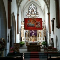 "Photo taken at St. Ägidien Kirche - ""Neustadt"" by Joerg M. on 2/27/2016"
