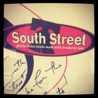 Photo taken at South Street Cheese Steaks by Miguel R. on 5/5/2013