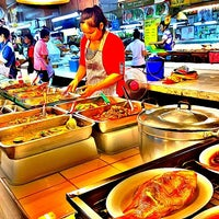 Photo taken at Thanin Market by Pong C. on 8/1/2013