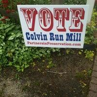 Photo taken at Colvin Run Mill by PichelleTVFit on 4/29/2013