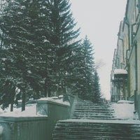Photo taken at Улица Гагарина by Татьяна С. on 12/17/2016