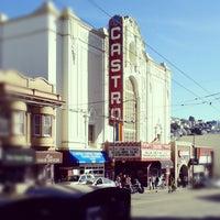 Foto tirada no(a) Castro Theatre por Manolo M. em 11/4/2012