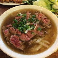 Photo taken at Pho Dakao Hoang Restaurant by Mindy G. on 2/19/2014