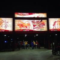 Photo taken at Palenque Expogan-SantaRita by Oscar G. on 5/20/2014