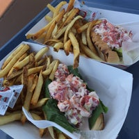 Photo taken at Native Cape Cod Seafood by Melissa R. on 5/14/2016